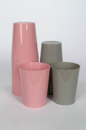 9 oz Plastic Tumbler