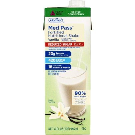 MedPass 2.0 Vanilla No Sugar