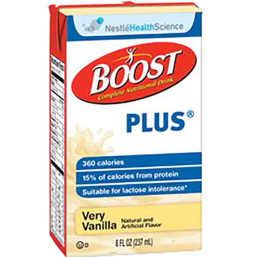 Boost Plus Vanilla - Nutritional Drink