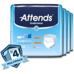 Attends Underwear Extra Absorbency, X-Large