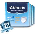 AU50 - Attends Bariatric Underwear, XX-Large