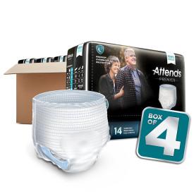 ALI-UW40 - Attends Premier Underwear, X-Large