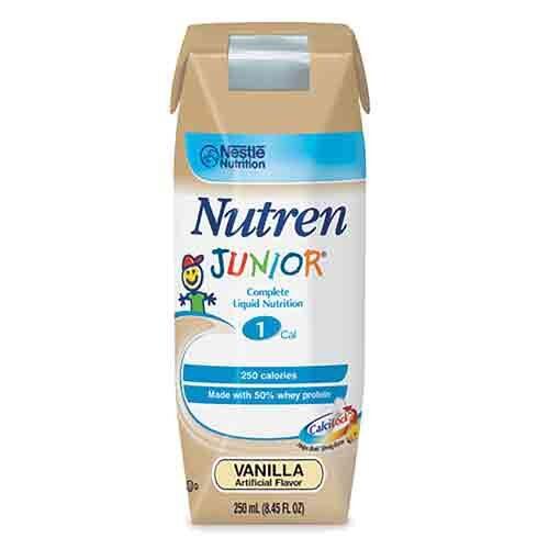 Nutren Junior Vanilla 250 ml tetra - nutritional liquid 9871616062
