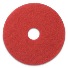 """Buffing Pads, 20"""" Diameter, Red 404420"""