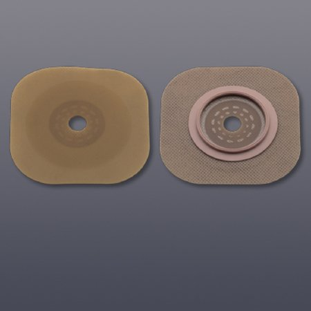 """New Image Flat FlexTend Trim to Fit Colostomy Barrier with 1-3/4"""" Flange"""