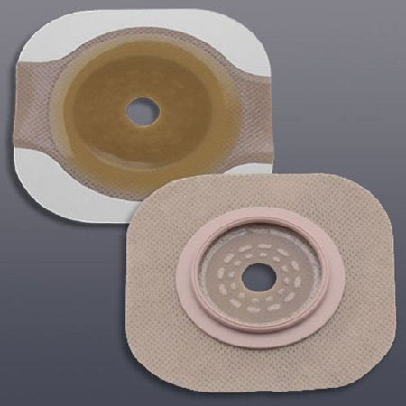 """New Image Flat FlexTend Trim to Fit Colostomy Barrier with 2-3/4"""" Flange"""