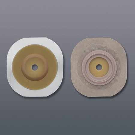 """New Image Flextend Trim to Fit Colostomy Barrier with 2-1/4"""" Flange"""