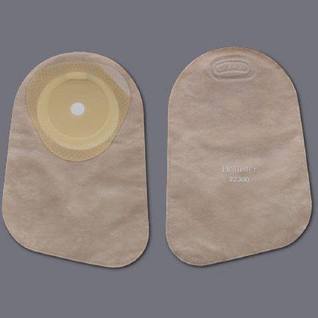 Premier One-Piece Closed Ostomy Pouch – Flat SoftFlex Barrier, Filter