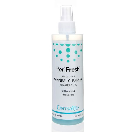 PeriFresh 7.5 oz Rinse-Free Perineal Wash