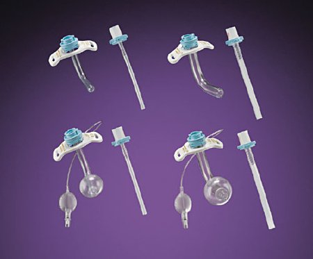Shiley™ XLT Extended-Length Proximal Tracheostomy Tubes with Disposable Inner Cannula- Size 6