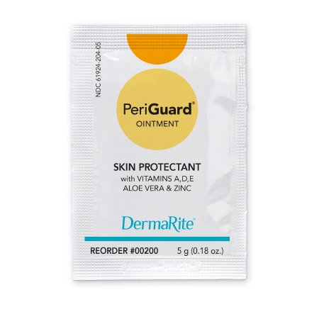 5 Gram Packet Skin Protectant with Vitamins A, D, E, Aloe Vera & Zinc