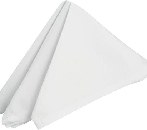 Premeir White Napkins
