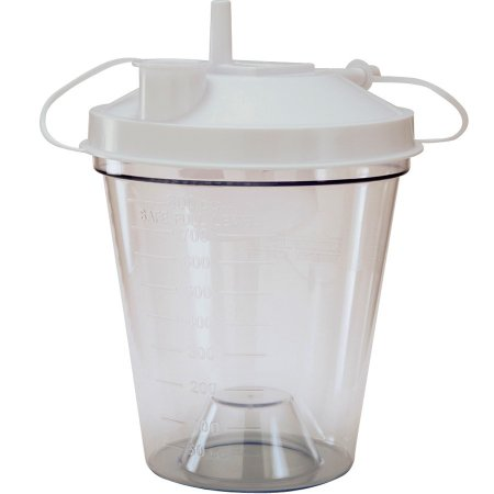 800cc Disposable Suction Canister