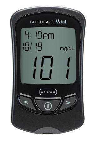 Glucocard Vital Glucose Meter