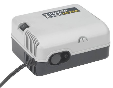 Power Nebulizer Ultra with Dispoasable Nebulizer Kit