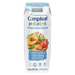 Nestle Compleat Pediatric Tube Feeding Formula, Real Food Ingredients - 14240000