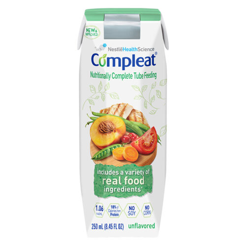 Nestle Compleat Unflavored Adult Tetra Prisma 8.45oz - 14010000
