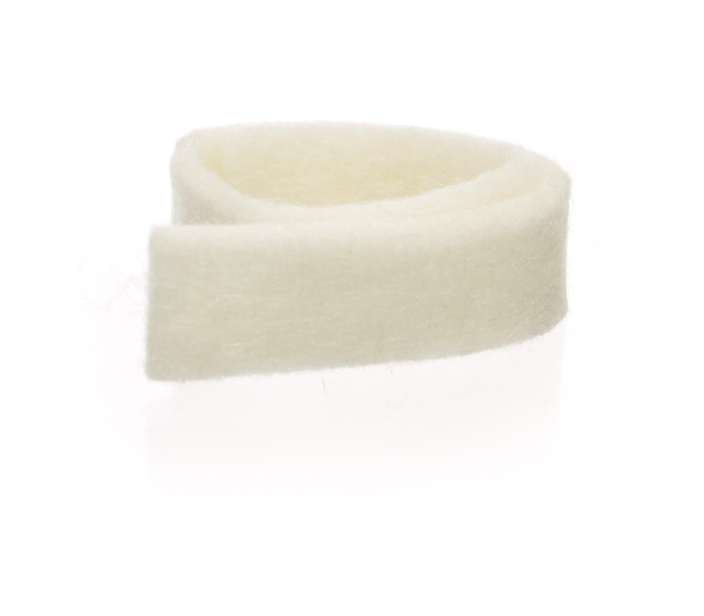 DermaGinate Calcium Alginate Rope Dressing, 12 Inch Length, Sterile, Box of 5