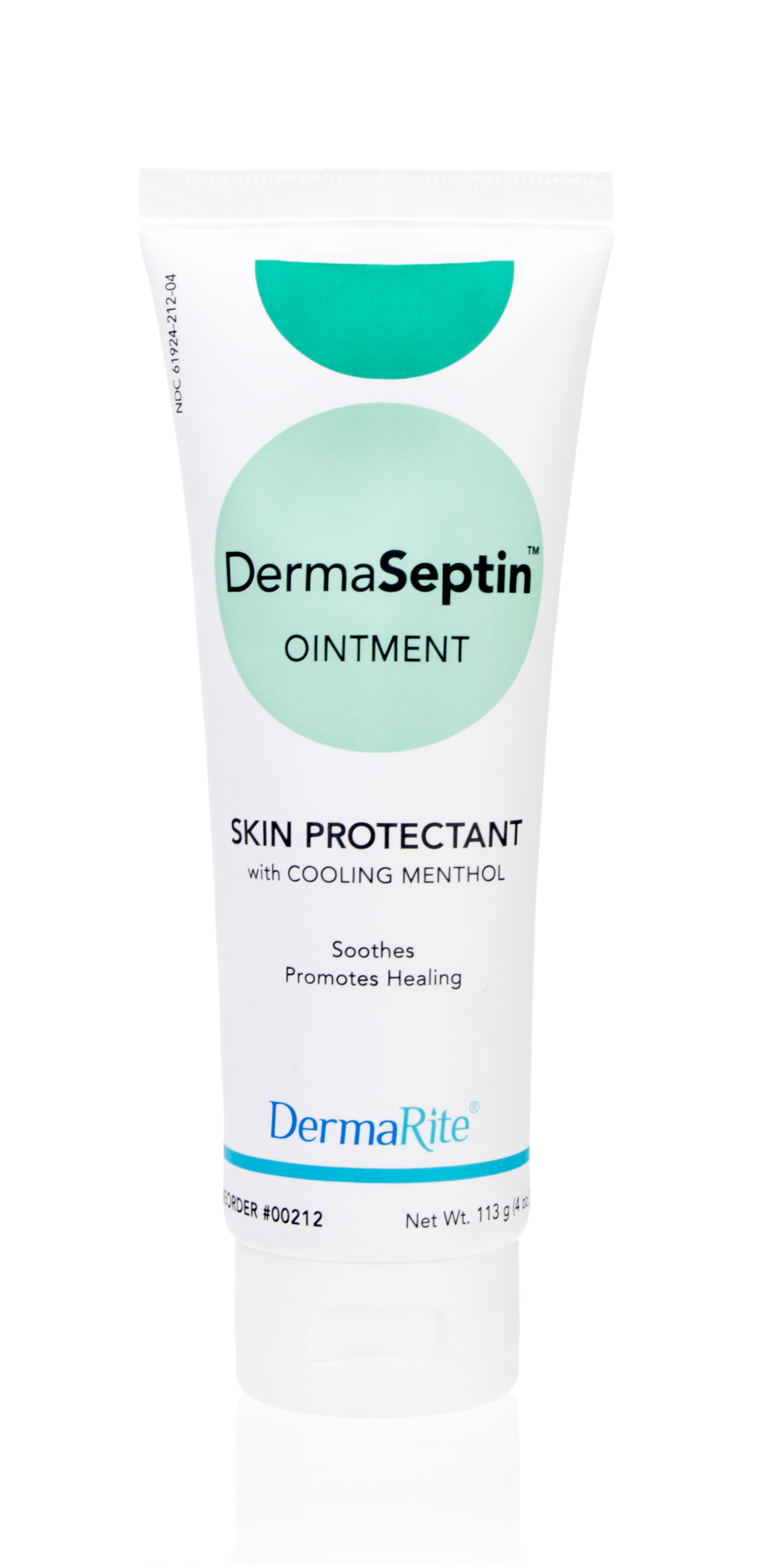 DermaSeptin Skin Protectant Ointment, 4 oz. Tube, Scented, Case of 24