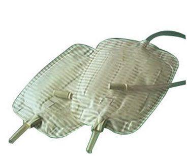 "Coloplast Urine Leg Bag with Antireflux Valve and 18"" Tube 21oz (Medium) 625170"