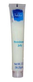 Dukal Petroleum Jelly, Vaseline Gen, 2oz. ClearTube PJ4326