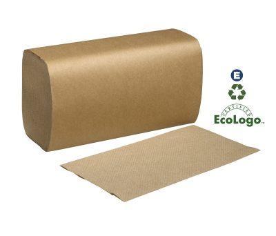 Single Fold Towel Brown SK1850A