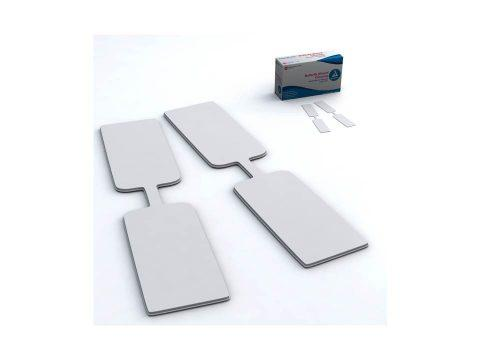 """Dukal Band Aids Butterfly Closure Strips 1-3/4""""x 3/8"""" 7600"""