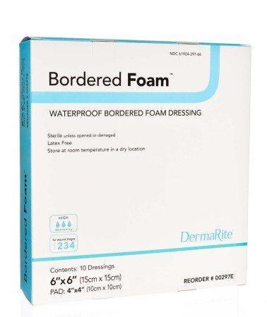 Bordered Foam Waterproof Dressing 00297E