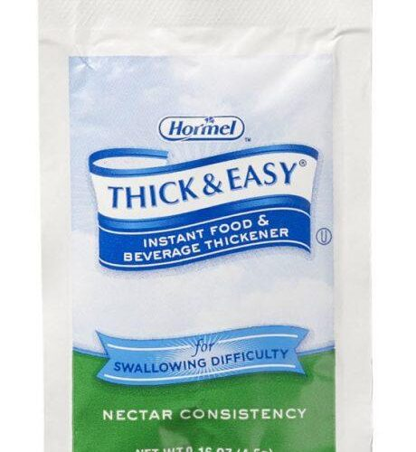 Hormel Thickener Food Thick and Easy, Nectar 4.5g 21929