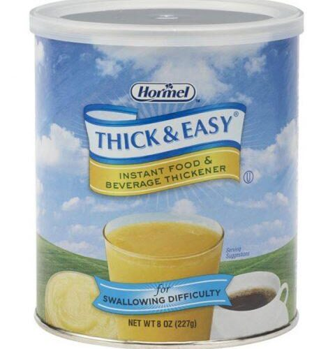 Thick and Easy Instant Food Thickener 8oz 12ea/cs