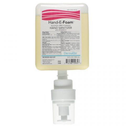 Hand-E-Foam Non-Alcoholic Foaming Hand Sanitizer (1000mL)
