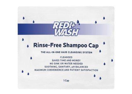 Dukal Redi-Wash Rinse Free Shampoo Cap SC3756