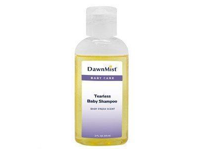 Dawn Mist Tearless Baby Shampoo with Dispensing Cap, 16 oz. Bottle, TS4500