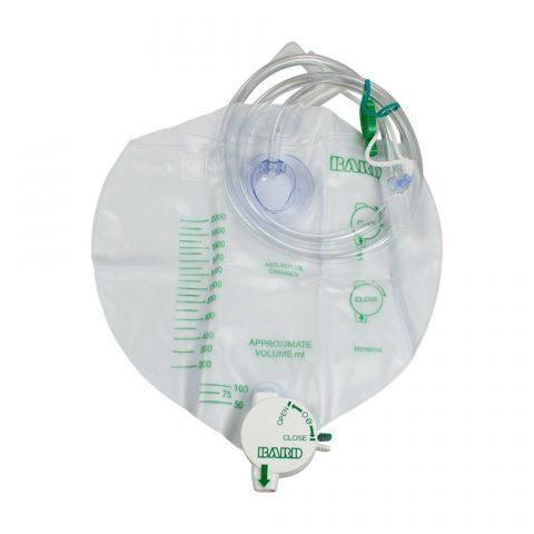 Coloplast Urinary Drainage Bag, 2000ml Latex-Free 154004