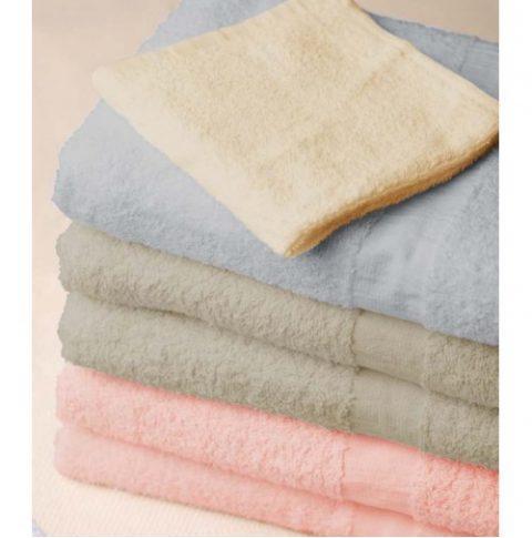 """100% Cotton Washcloth, 1.0 LB, 12""""x 12"""" (BLUE) 12121BLU"""