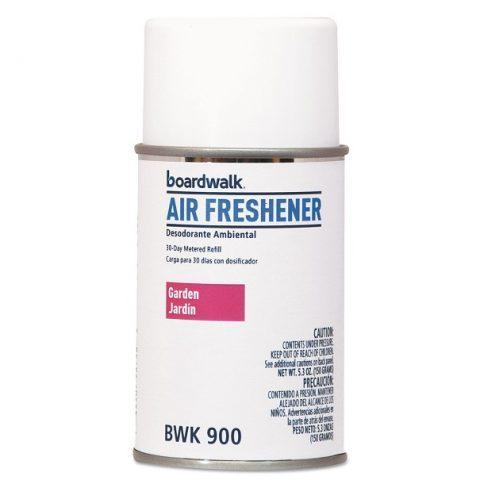 Air Freshener Metered, Aerosol Refill Can, Garden Scent, 5.3oz BWK900