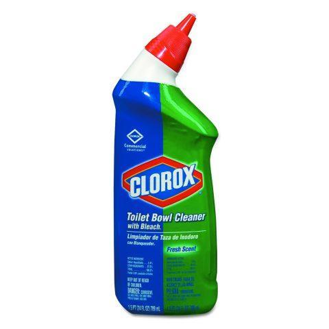Clorox Toilet Bowl Cleaner w/Bleach