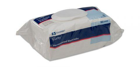 Curity Pre-moistened Washcloths 5399SP