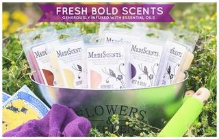 6 MediScents for ONLY $45