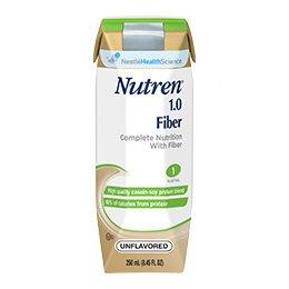 Nutren 1.0 Fiber Unflavored 250 ml nutritional liquid 9871616056