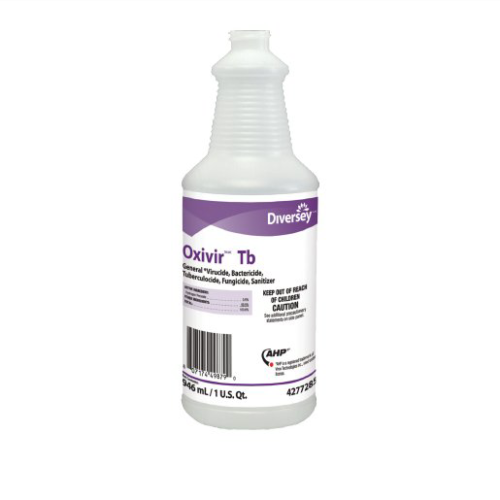 Oxivir® Surface Disinfectant Cleaner, 32 oz. NonSterile Bottle, Cherry Almond Scent