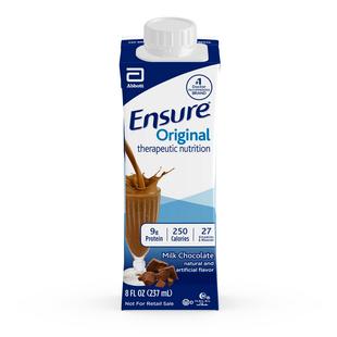 Ensure Original, Chocolate 8oz 64937