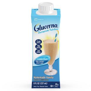 Glucerna Shake, Vanilla 8oz 64922