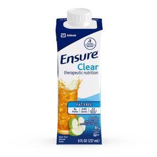 Ensure Clear, Apple 8oz 64903