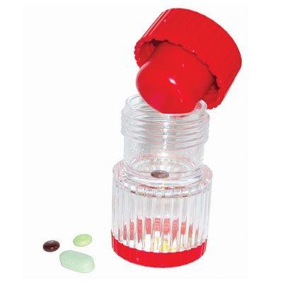 Pill Crusher Heavy Duty plastic - Crushes tablets to a fine powder