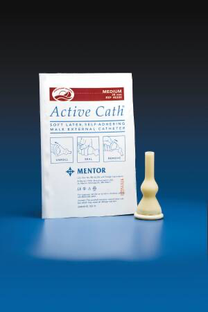 Male External Catheter Freedom Active Cath Large - 8430 by Coloplast