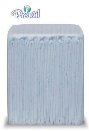 Prevail Air Permeable Low Air Loss Underpad, 23x36 Inch, Heavy Absorbency