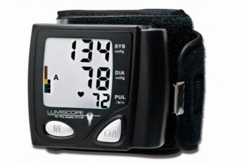 Blood Pressure Monitor Digital Automatic Wrist Model - 114300