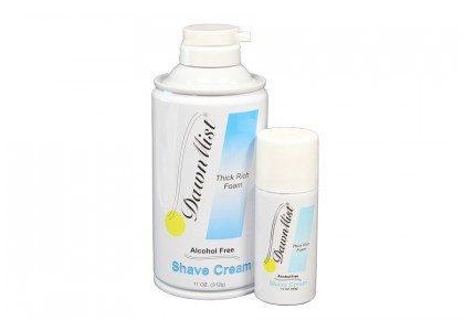Dukal Shave Cream, Aerosol 11oz SC110-12