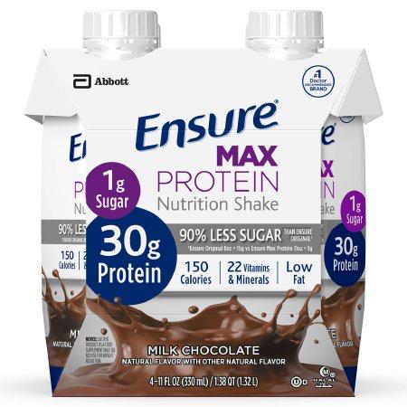 Ensure Max Protein, Milk Chocolate 11oz 66899